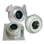 Канальный вентилятор Systemair для круглых каналов