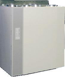 Приточно-вытяжная установка Systemair VM 400 EV с рекуперацией тепла